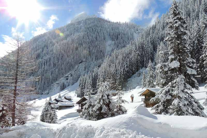 Winterzauber in Osttirol