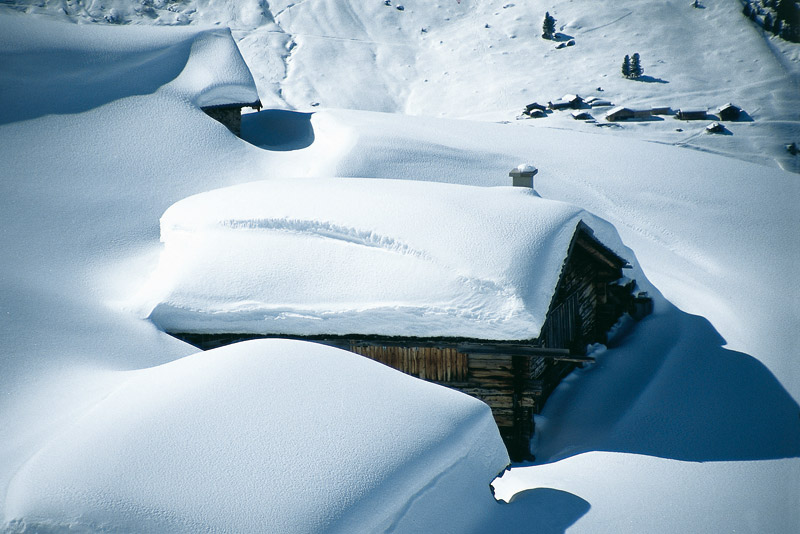 Winter Bliss in the National Park Hohe Tauern in Osttirol